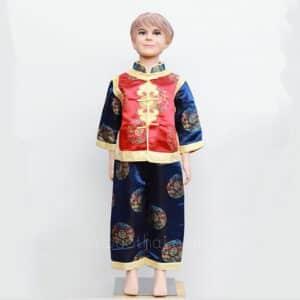 ชุดตรุษจีนเด็กผู้ชาย